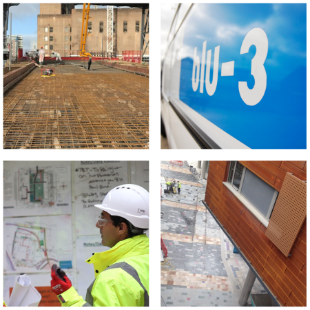 Multi-utility and Civil Engineering contractor - Blu-3