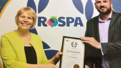 Rospa Awards - Blu-3