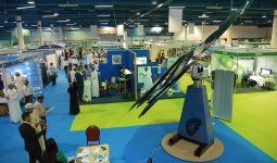 BLU-3 CREATES A SPLASH IN OMAN AT LEADING WATER AND ENERGY TRADE SHOW