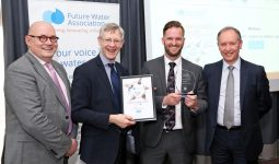 BLU-3 SCOOPS WATER INDUSTRY HEALTH & SAFETY AWARD