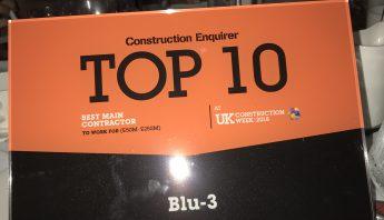blu-3 construction enquirer