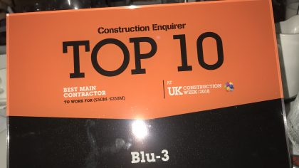 blu-3 construction enquirer