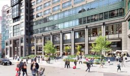 BLU-3 WINS BISHOPSGATE REDEVELOPMENT PROJECT