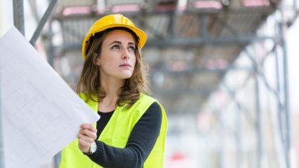 IWD - Women in Construction
