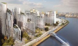 BLU-3 ON TRACK FOR PHASE 2 OF GREENWICH PENINSULA PROJECT
