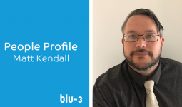 EMPLOYEE PROFILE – MATTHEW KENDALL